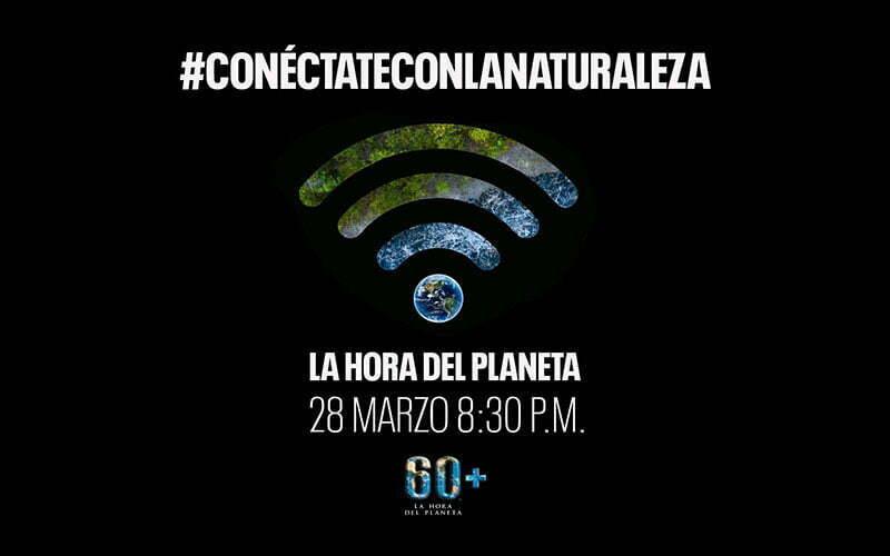 UC participa en edición digital de la Hora del Planeta