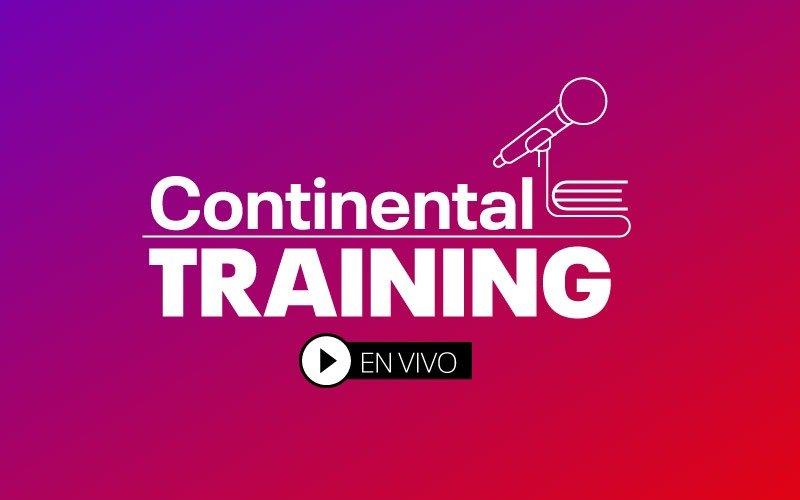 Continental Training, primer evento descentralizado online para descubrir tu vocación