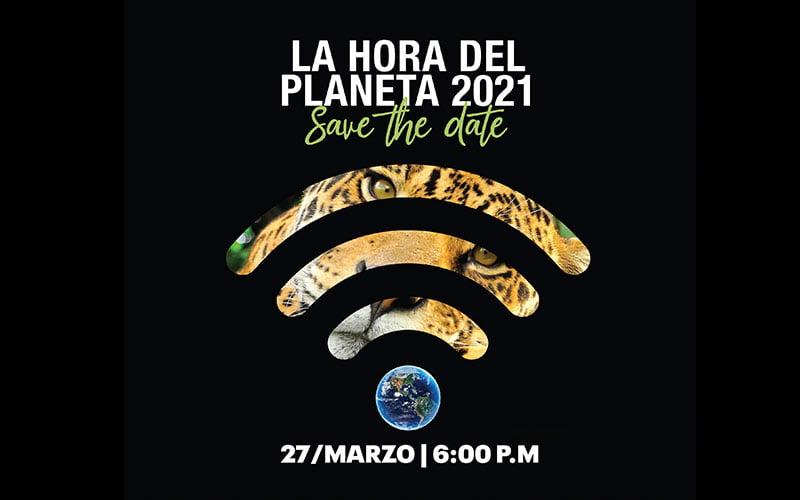 """Hora del Planeta UC: Celebra esta iniciativa en el webinar """"Apaga por la naturaleza"""""""