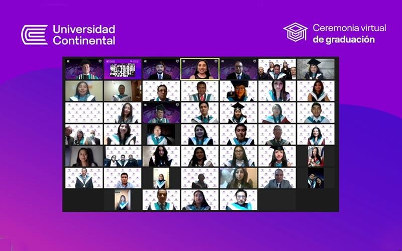 UC realizó su primera ceremonia de graduación 100% virtual
