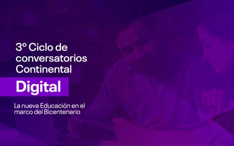 UC aborda los retos de la educación superior post pandemia en Continental Digital